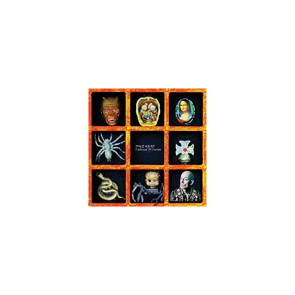 Jowe Head - Cabinet Of Curios (Vinyl)