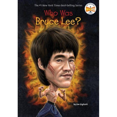 Who Was Bruce Lee? - (Who Was?) by  Jim Gigliotti (Paperback) - image 1 of 1