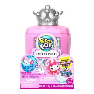 Pikmi Pops Cheeki Puffs - Shimmer Puff + 2 Surprises Blind Pack