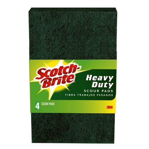 Scotch-Brite  Heavy Duty Scour Pad - 4pk - image 1 of 2
