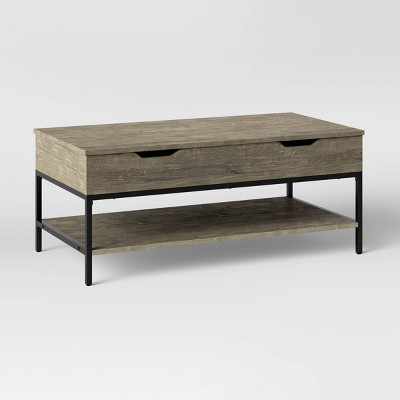 Loring Lift Top Coffee Table Gray - Project 62™