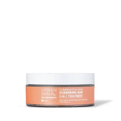 Urban Skin Rx 3-in-1 Combination Skin Cleansing Bar - 2oz