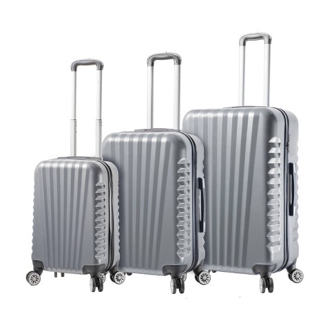 Mia Viaggi Catania Hardside 3pc Luggage Set - image 1 of 4