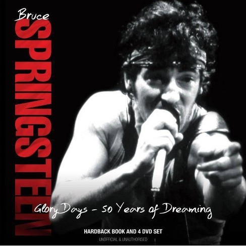 Bruce Springsteen Glory Days - 50 Years of Dreaming - (Hardcover) - image 1 of 1