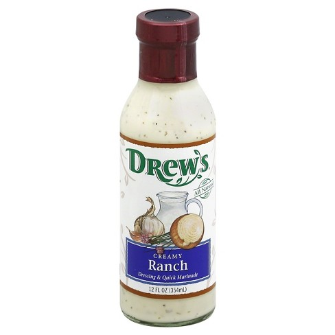 Drew's Buttermilk Ranch Salad Dressing - 12oz - image 1 of 1