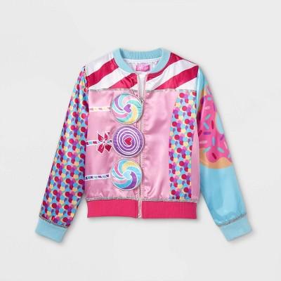 Girls' JoJo Siwa Bomber Jacket