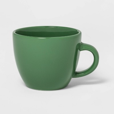 16oz Ceramic Avesta Mug Green - Project 62™