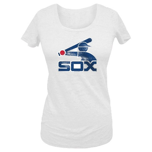 Chicago White Sox Women's Scoop Neck T-Shirt XS - image 1 of 1