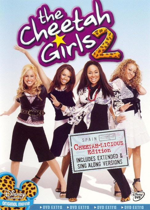 The Cheetah Girls 2 [Cheetah-Licious Edition] - image 1 of 1