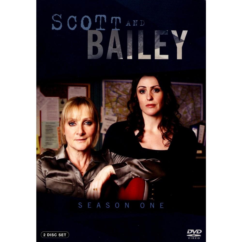Scott & Bailey:Season One (Dvd)