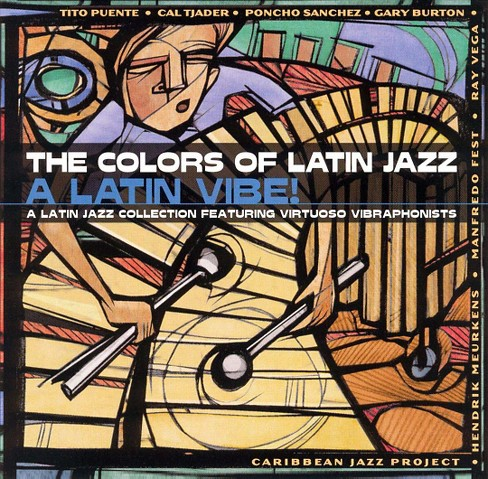 Various - Colors of latin jazz:Latin vibe (CD) - image 1 of 1