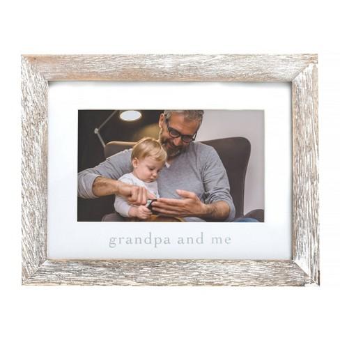 "Pearhead Grandpa & Me Picture 4"" x 6"" Frame - image 1 of 3"
