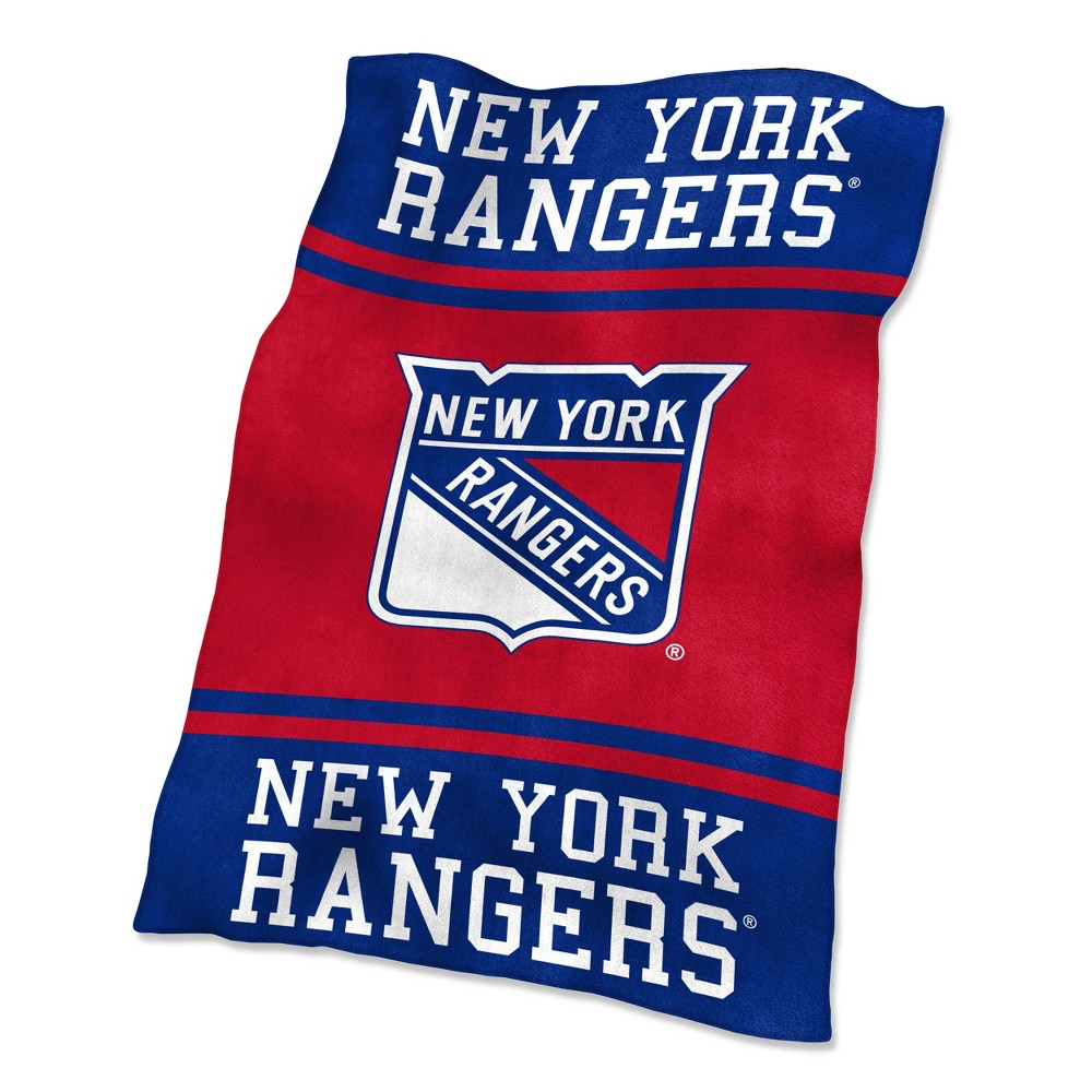 New York Rangers Ultrasoft Blanket