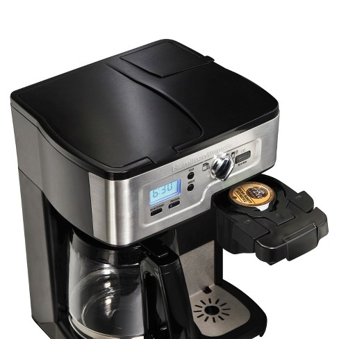 Hamilton Beach Flexbrew 2 Way Coffee Maker 49983 Target