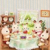 Calico Critters Hopscotch Rabbit Family - image 2 of 4