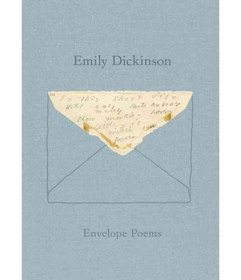 Envelope Poems (Hardcover) (Emily Dickinson) - image 1 of 1