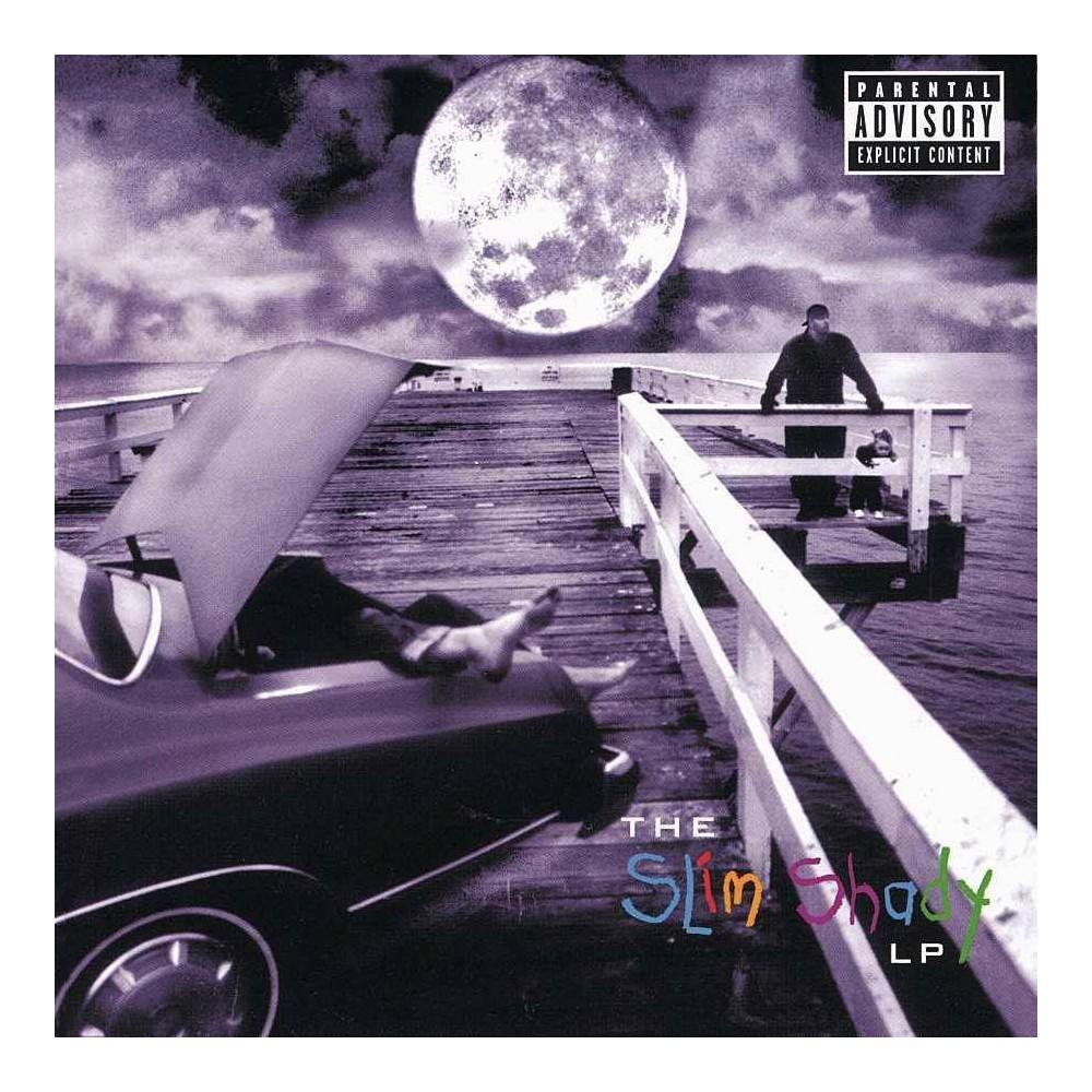 Eminem - Slim Shady LP (EXPLICIT LYRICS) (Vinyl)