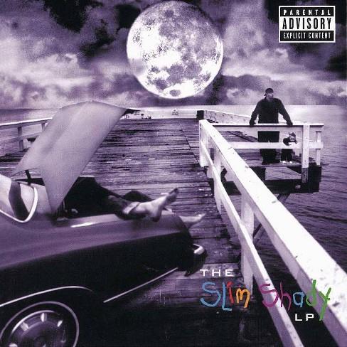 Eminem - Slim Shady LP (Vinyl) - image 1 of 1