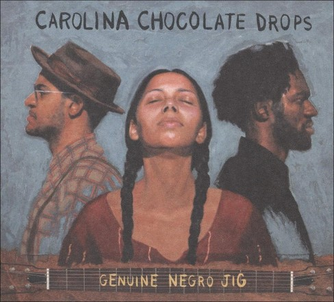 Carolina Chocolate D - Genuine Negro Jig (CD) - image 1 of 2