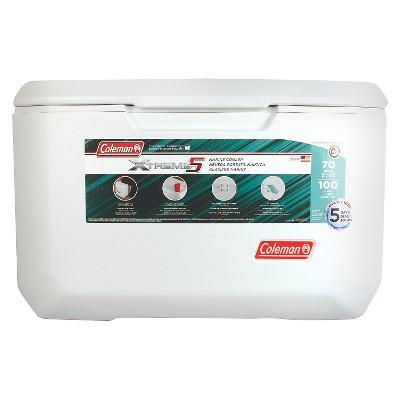 Coleman® 70qt Coastal Xtreme Series Marine Cooler - White