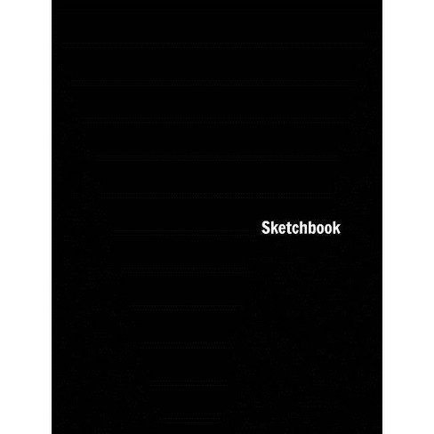 Sketchbook - by  Rainy Day Books (Hardcover) - image 1 of 1