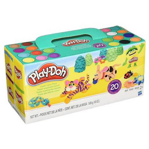 Play-Doh Super Color Pack  (20PK) - image 1 of 2
