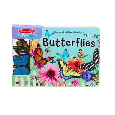 Melissa & Doug Play-Alongs - Butterflies