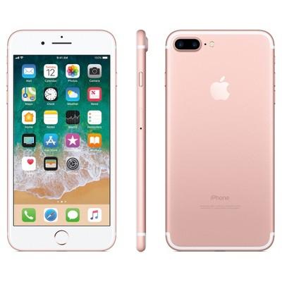 Iphone 7 plus rose gold target