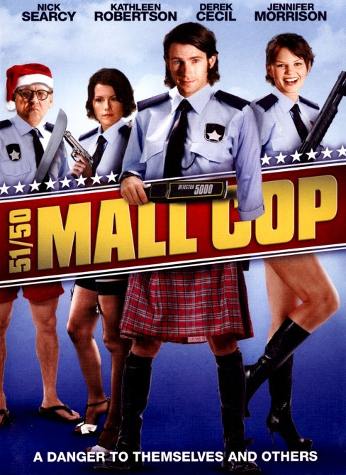 51-50:Mall cop (DVD) - image 1 of 1