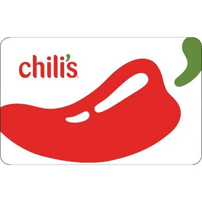 Brinker Chili's $50 (Email Delivery)