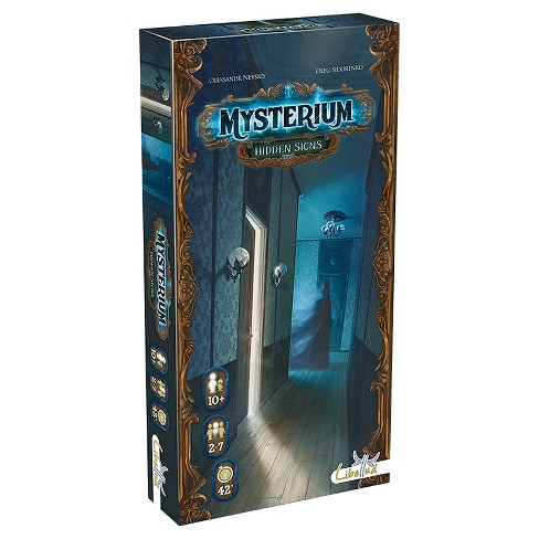 Mysterium Hidden Signs Board Game - image 1 of 2
