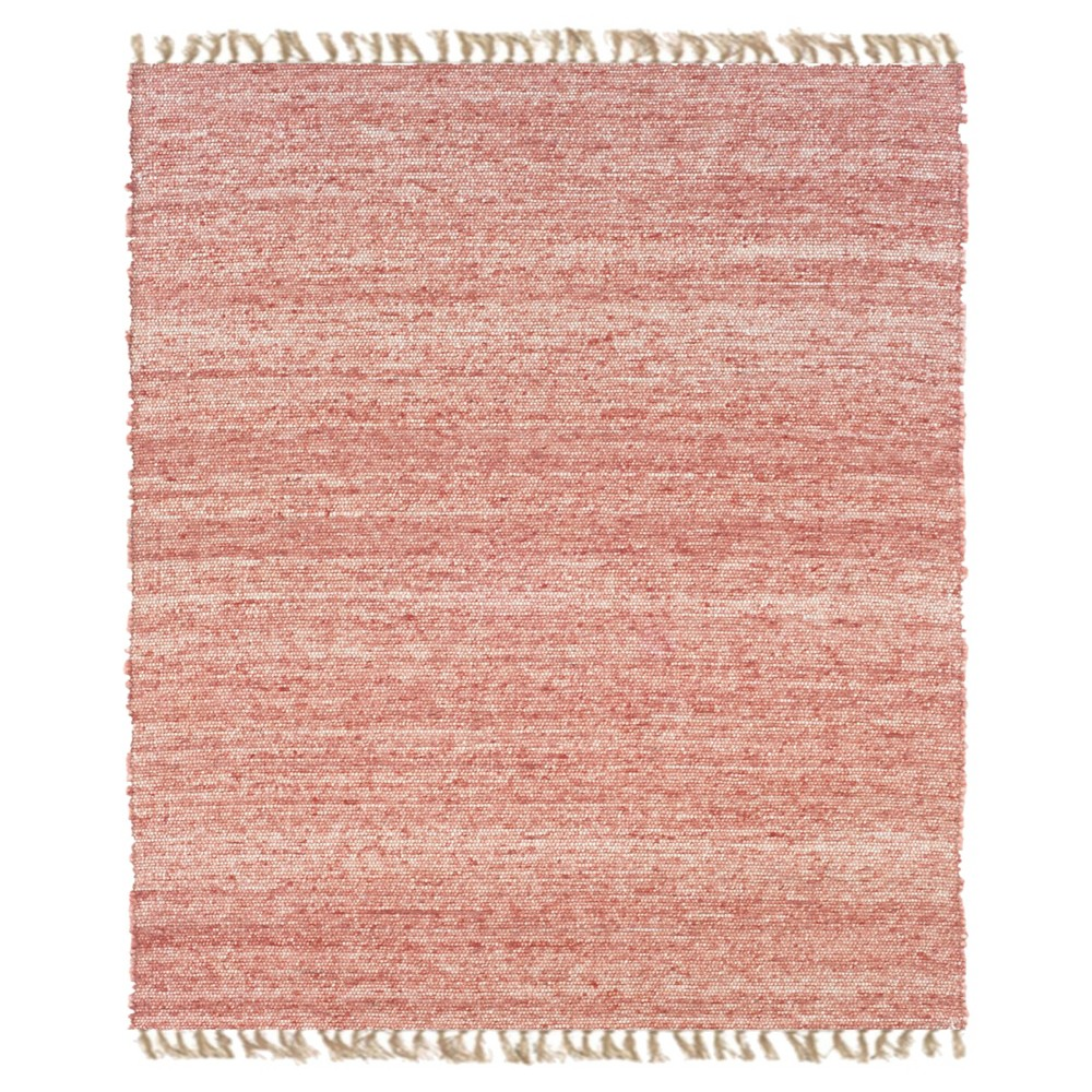 """Image of """"Verginia Berber Reversible Flatweave Accent Rug - Red (1'10"""""""" X 2'10""""""""), Size: 1'9""""""""X2'10""""""""/21""""""""X34"""""""""""""""