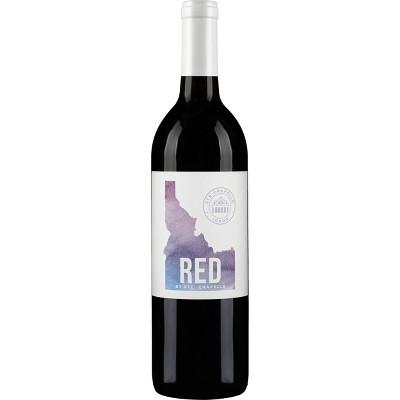 Ste Chapelle Love Idaho Red Blend Wine - 750ml Bottle