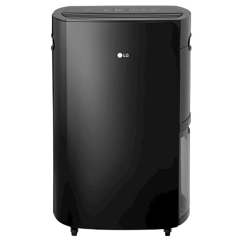 LG - PuriCare Energy Star 70-Pint Dehumidifier - Black - image 1 of 9