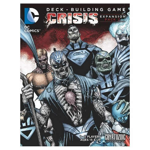 DC Comics Deck-Building Card Game Crisis Expansion Pack 2 - image 1 of 1