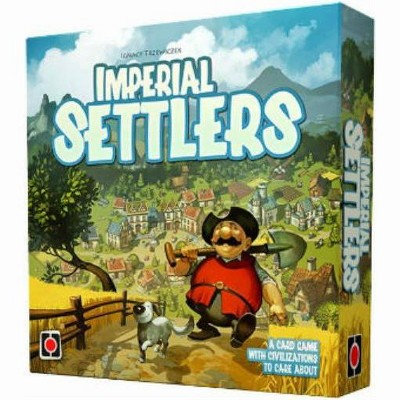 Imperial Settlers (German Edition) Board Game