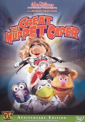 The Great Muppet Caper (Kermit's 50th Anniversary Edition) (DVD)