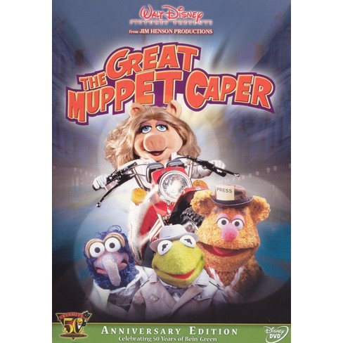 The Great Muppet Caper (Kermit's 50th Anniversary Edition) (DVD) - image 1 of 1