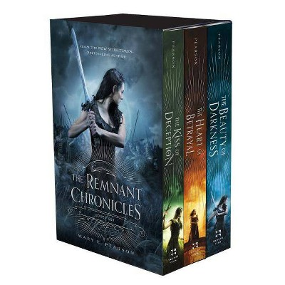 The Remnant Chronicles Boxed Set - by  Mary E Pearson (Mixed Media Product)