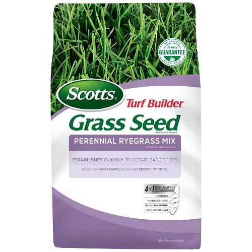 Scotts Turf Builder Perennial Ryegrass Mix Grass Seeds - 7lb