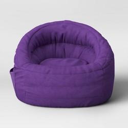 Cocoon Bean Bag Chair With Pocket - Pillowfort™