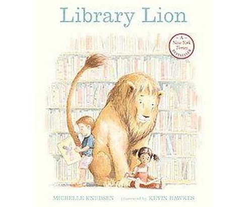Library Lion (Reprint) (Paperback) (Michelle Knudsen) - image 1 of 1
