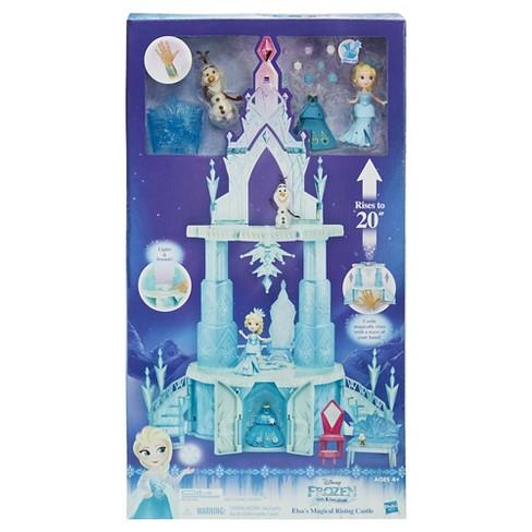 Disney Frozen Little Kingdom Elsas Magical Rising Castle Target
