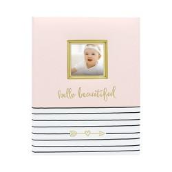 Pearhead Hello Beautiful Baby Memory Book - Pink