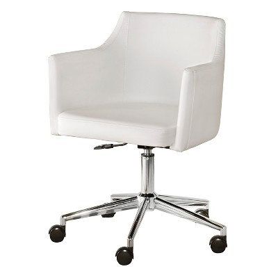 Baraga Home Office Swivel Desk Chair White - Signature Design by Ashley
