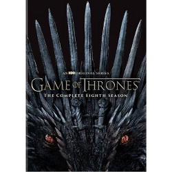 Game of Thrones S8 (Repackage) (DVD)