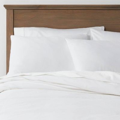Organic Solid Duvet & Sham Set - Threshold™