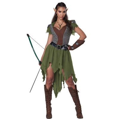 California Costumes Elven Archer Adult Costume