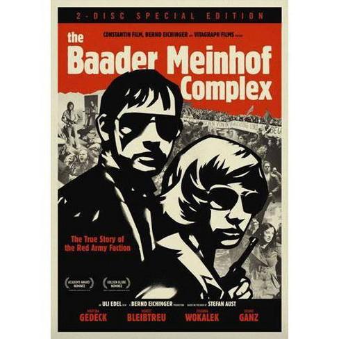 The Baader Meinhof Complex (DVD) - image 1 of 1