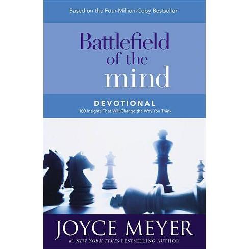 Battlefield of the Mind Devotional - by  Joyce Meyer (Hardcover) - image 1 of 1